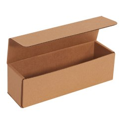"""Office Depot® Brand Corrugated Mailers, 3""""H x 3""""W x 10""""D, Kraft, Pack Of 50 Mailers"""