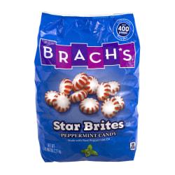 Brach's Peppermint Star Brites Mints, 5 Lb Bag