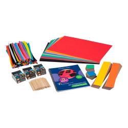 Pacon® EducationCloset Math Art Integration Kit, Kindergarten