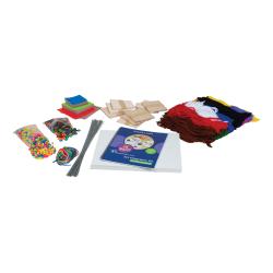 Pacon® EducationCloset Math Art Integration Kit, Grade 2