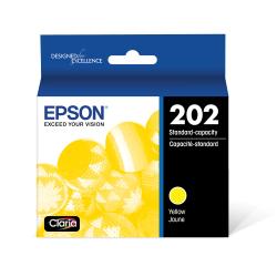 Epson® T202420-S Yellow Ink Cartridge