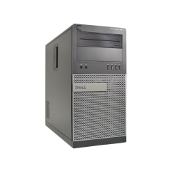 Dell™ Optiplex 790-MT Refurbished Desktop PC, Intel® Core™ i7, 16GB Memory, 256GB Solid State Drive, Windows® 10, OD1-0234
