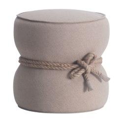 Zuo Modern® Tubby Ottoman, Beige