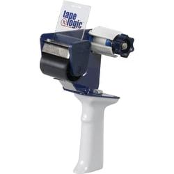 Tape Logic® Long-Roll Carton Sealing Tape Dispenser, Blue/White