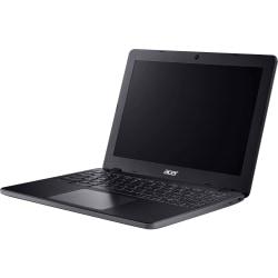 "Acer Chromebook 712 C871 C871-328J 12"" Chromebook - Intel Core i3-10110U Dual-core 2.10 GHz - 8 GB RAM - 64 GB Flash Memory - Shale Black - Chrome OS - Intel UHD Graphics - 12 Hour Battery"