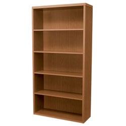 HON® Valido™ 5-Shelf Bookcase, Bourbon Cherry