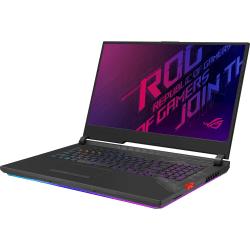 "Asus ROG Strix SCAR 17 G732L G732LWS-DS76 17.3"" Gaming Notebook - Full HD - Intel Core i7 (10th Gen) i7-10875H 2.30 GHz - 16 GB RAM - 1 TB SSD - Original Black - Windows 10 Home - NVIDIA GeForce RTX 2070 Super with 8 GB, Intel UHD Graphics"