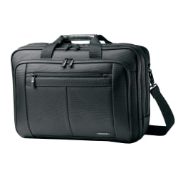 """Samsonite Classic 43270-1041 Carrying Case (Briefcase) For 16"""" Notebook, Black"""
