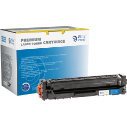 Elite Image™ Remanufactured High-Yield Yellow Toner Cartridge Replacement For HP 201X