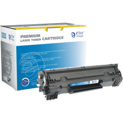 Elite Image™ Remanufactured Extra-High-Yield Black Toner Cartridge Replacement For HP 83A