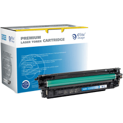 Elite Image™ Remanufactured Cyan Toner Cartridge Replacement For HP 508A