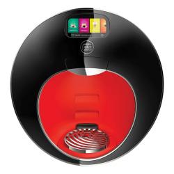 Nescafe Dolce Gusto Majesto Espresso and Specialty Single-Serve Coffee Maker - 1.90 quartSingle-serve - Smart Connect - Black, Red