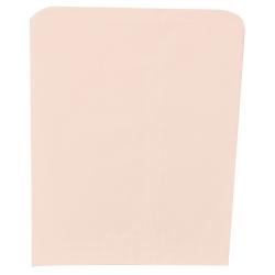 "JAM Paper® Medium Merchandise Bags, 11""H x 8-1/2""W x 1/2""D, White, Pack Of 1,000 Bags"