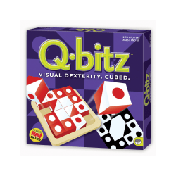 Mindware Q-bitz Game, Ages 8-14