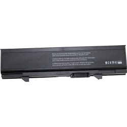 V7 Replacement Battery DELL LATITUDE E5400 OEM# 0KM752 312-0762 KM742 KM769 6 CELL - 5200mAh - Lithium Ion (Li-Ion) - 11.1V DC