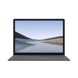 "Microsoft Surface Laptop 3, 13.5"" Touch Screen, Intel® Core™ i5-1035G7, 8GB RAM, 128GB Solid State Drive, Windows® 10 Home"