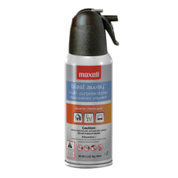 Maxell Blast Away Compressed Air