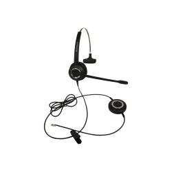 Spracht ZUMRJ9M Headset - Mono - RJ-9 - Wired - Over-the-head - Monaural
