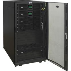 Tripp Lite UPS Smart Online 20000VA 18000W Rackmount 20kVA 240&120V USB DB9 SNMPWEBCARD Bypass Hot Swap 25U - 14U Rack/Tower - 6 Hour Recharge - 4.30 Minute Stand-by - 220 V AC Input - 120 V AC, 240 V AC Output - Hardwired