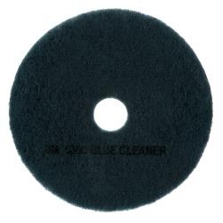 "3M™ 5300 Blue Cleaner Floor Pads, 19"" Diameter, Blue, Case Of 5"