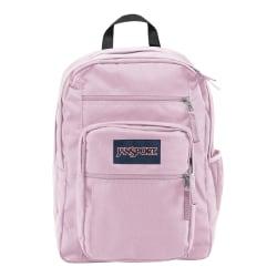 JanSport® Big Student Laptop Backpack, Pink Mist