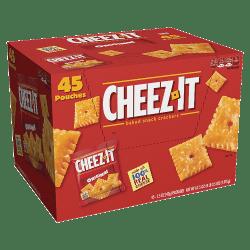 Sunshine Cheez-It Bags, Box Of 45