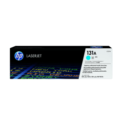 HP 131A (CF211A) Cyan Original LaserJet Toner Cartridge