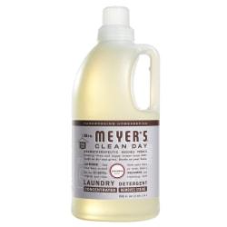 Mrs. Meyer's Clean Day Liquid Laundry Detergent, Lavender Scent, 64 Oz