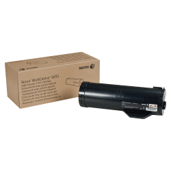 Xerox® XER106R02738 High-Yield Black Toner Cartridge