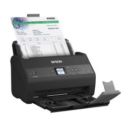 Epson® WorkForce® ES-865 Color Duplex Document Scanner, B11B250202
