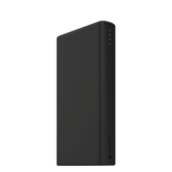 mophie Boost Powerbank, XXL, 20,800 mAh, Black, 4061