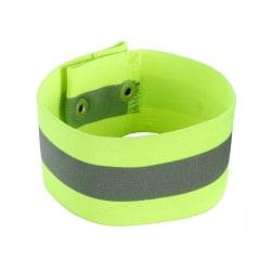 Ergodyne GloWear 8001 Arm/Leg Band, Large/X-Large, Lime
