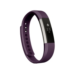 Zodaca Replacement Wristband With Clasp For Fitbit Alta/Alta HR, Small Purple