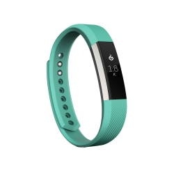 Zodaca Replacement Wristband With Clasp For Fitbit Alta/Alta HR, Small Mint Green