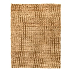 Anji Mountain Cira Jute Rug, 5' x 8', Natural/Tan