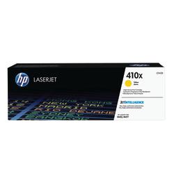 HP LaserJet 410X High-Yield Yellow Toner Cartridge