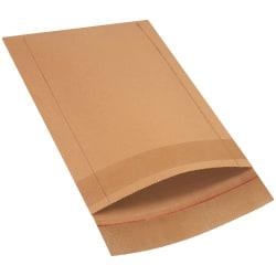 """Jiffy Rigi Bag®, 14 1/4"""" x 18 1/2"""", Kraft, Pack Of 75"""