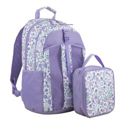 Fuel Deluxe Backpack And Lunch Bag Set, Unicorn Sweets