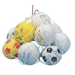 "Champion Sports Basketball Carry Net, 24"" x 36"", White"