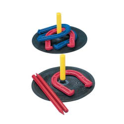 Champion Sports Indoor/Outdoor Horseshoe Set