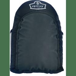 Ergodyne ProFlex® Gel Knee Pad, 350 Hook-And-Loop, Black
