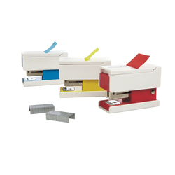 Swingline® Mini Flag Stapler, Assorted Colors