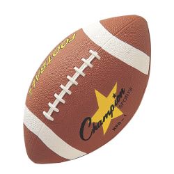 Champion Sports Football, Official Size, Brown
