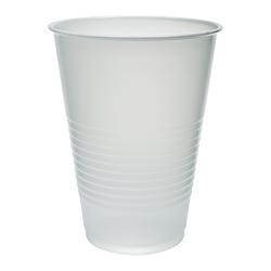Dart Conex Plastic Cold Cups, 16 Oz, Translucent, Case Of 1,000