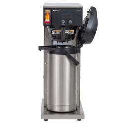 BUNN Axiom 120-Cup Coffee Brewer, Stainless Steel