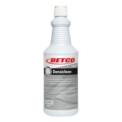 Betco® DensiClean™ Floor Cleaner, 32 Oz, Pack Of 12