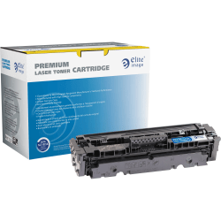 Elite Image Remanufactured Toner Cartridge - Single Pack - Alternative for HP 410A (CF412A) - Yellow - Laser - Economy Yield - 2300 Pages - 1 Each