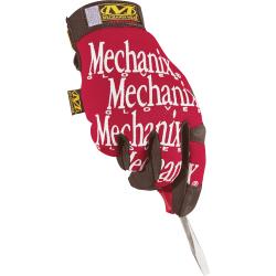 R3® Safety Mechanix Gloves, Size 10, Red