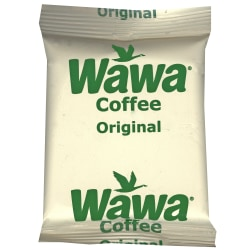 WaWa Original Coffee, 2 Oz, Box Of 36 Packets