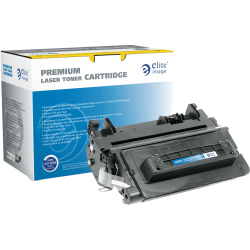 Elite Image™ Remanufactured Extra-High-Yield Black Toner Cartridge Replacement For HP 64A
